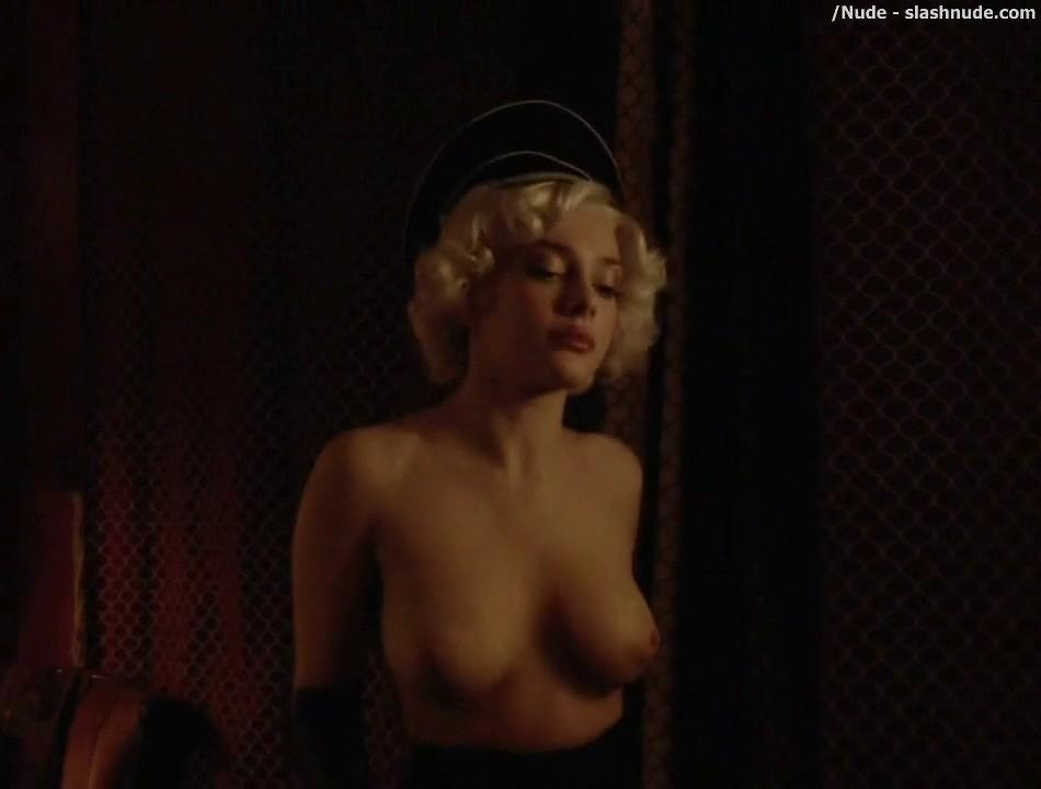 Elena Satine Topless To Die For On Magic City 1
