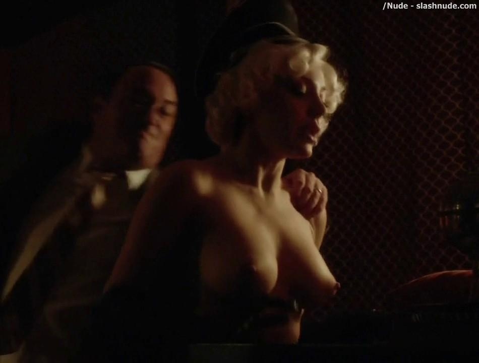 Elena Satine Topless To Die For On Magic City 13