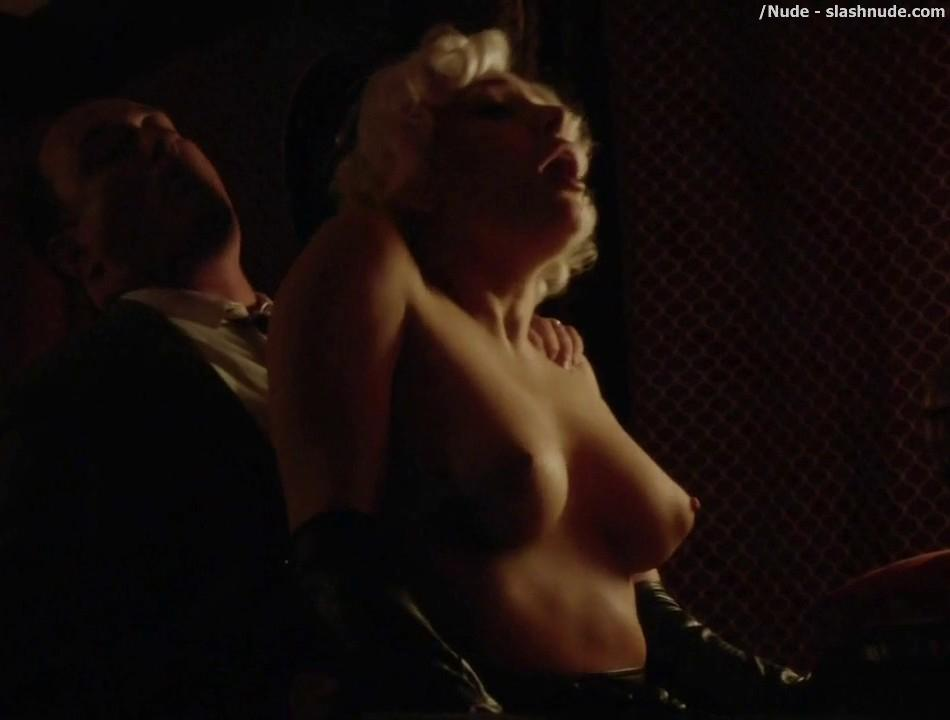 Elena Satine Topless To Die For On Magic City 14