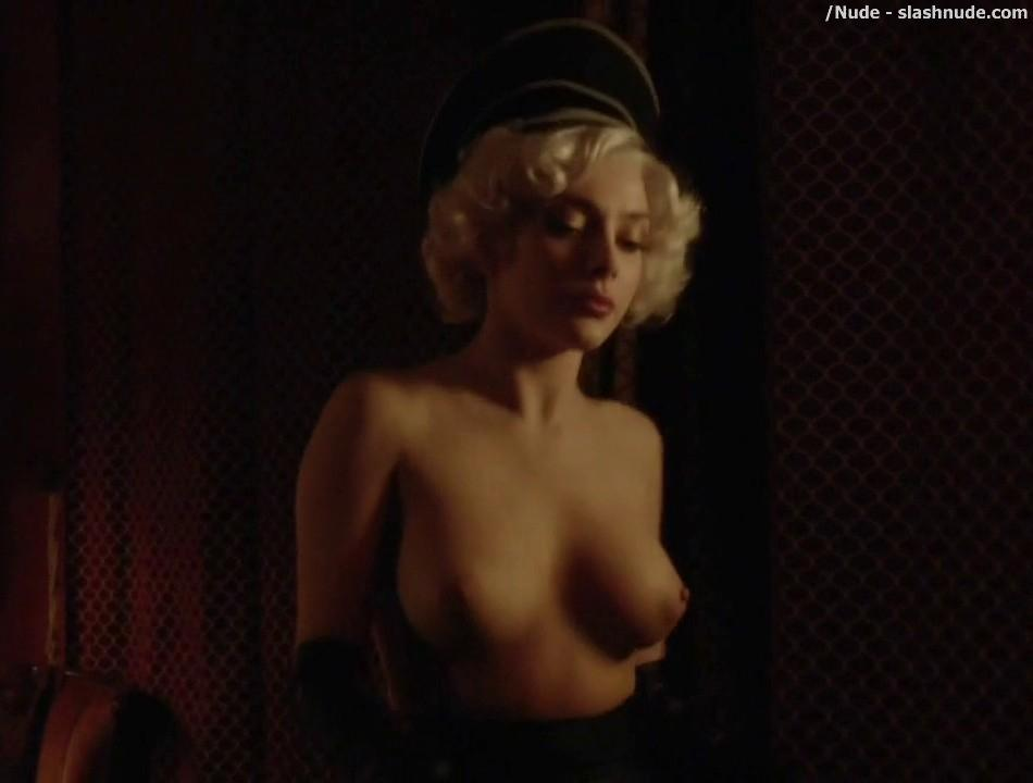 Elena Satine Topless To Die For On Magic City 2