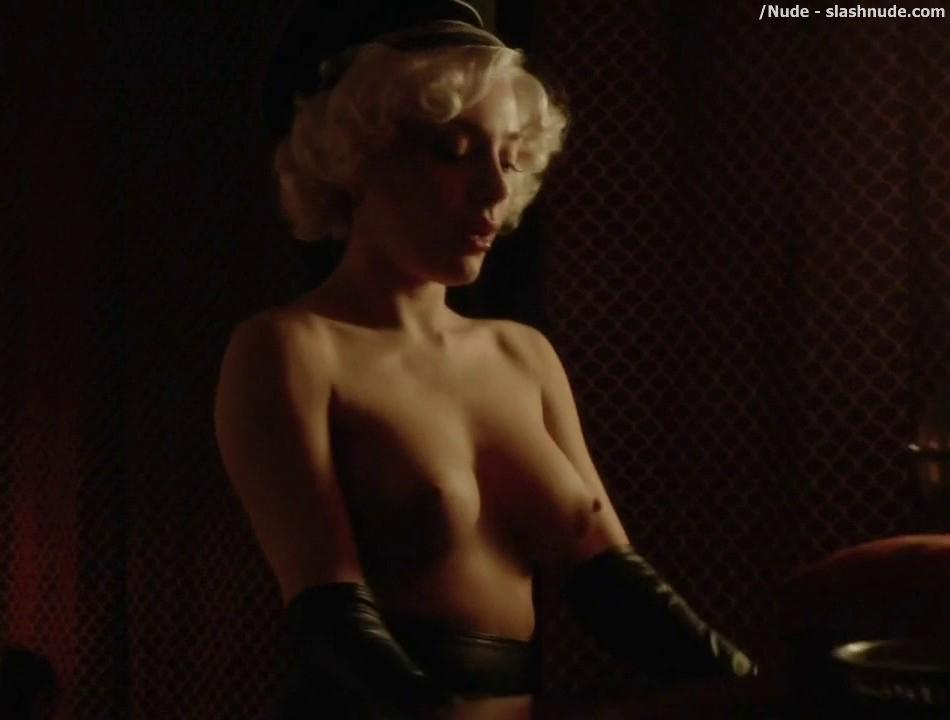 Elena Satine Topless To Die For On Magic City 5