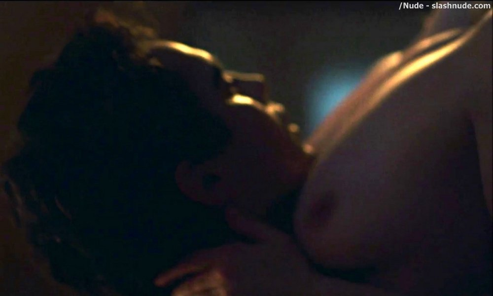 Elisabeth Moss Nude In The Handmaid Tale Sex Scene 23