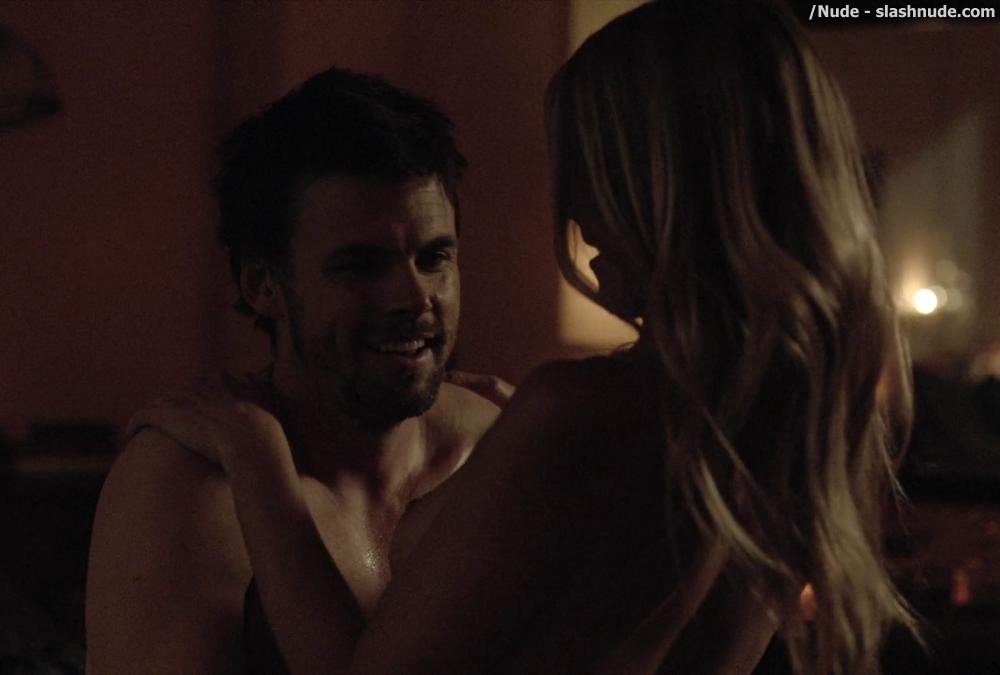 Eliza Coupe Nude Sex Scene In Casual 13