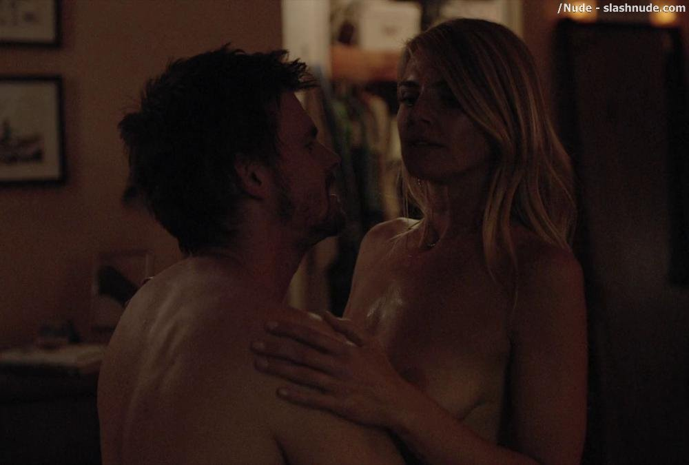 Eliza Coupe Nude Sex Scene In Casual 15