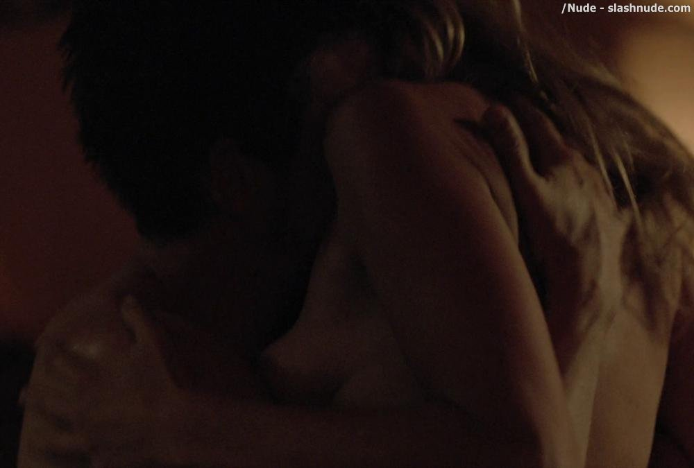 Eliza Coupe Nude Sex Scene In Casual 9