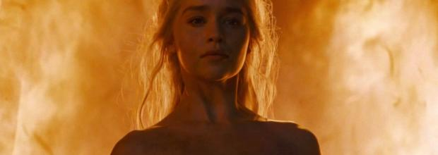 emilia clarke nude and fiery hot on game of thrones 6449