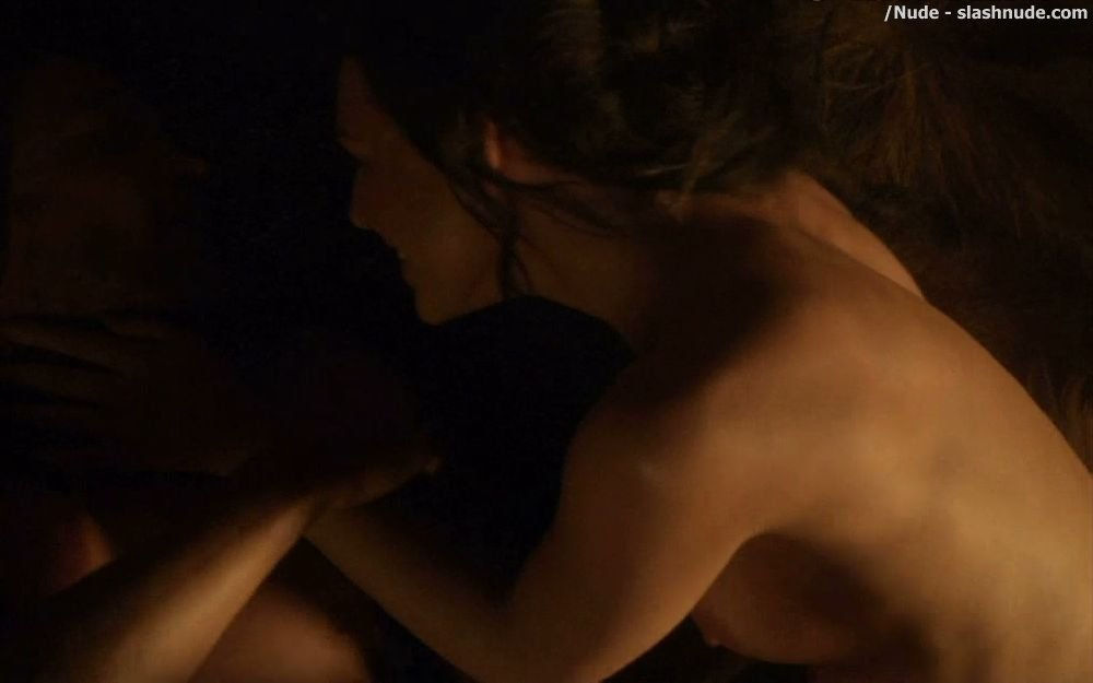 Erin Cummings Nude Top To Bottom In Spartacus 19