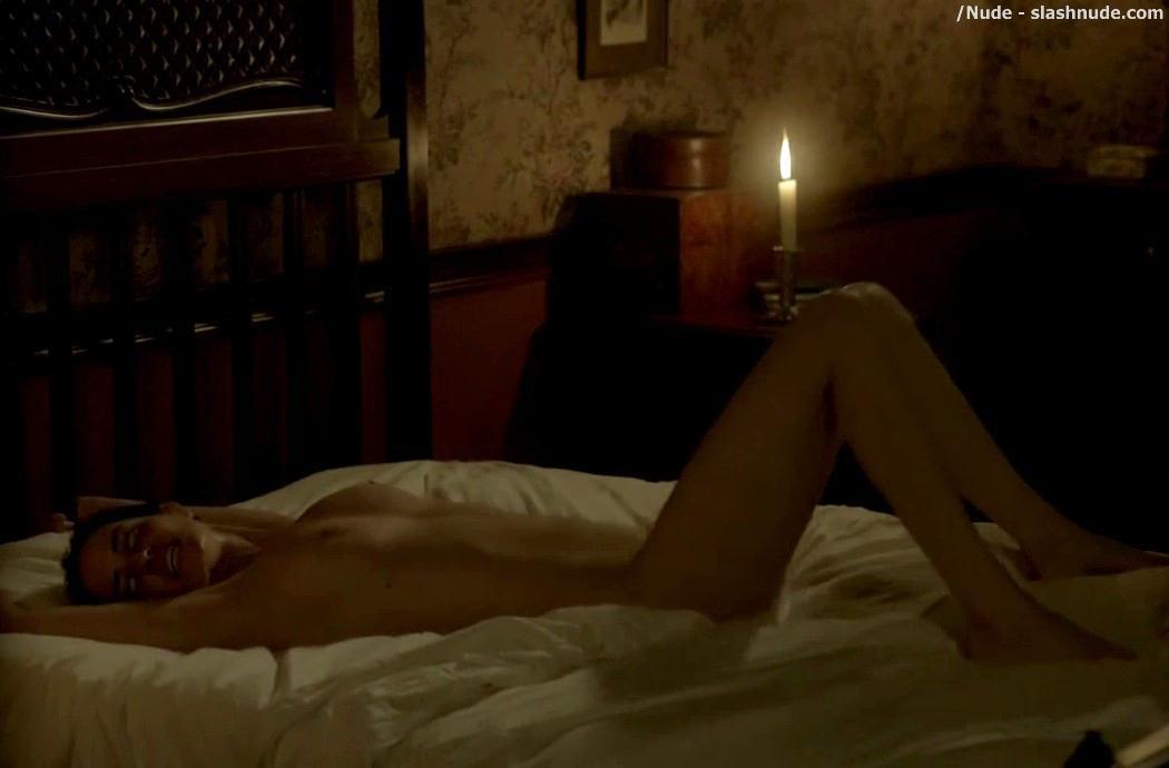 Eva green nude penny dreadful