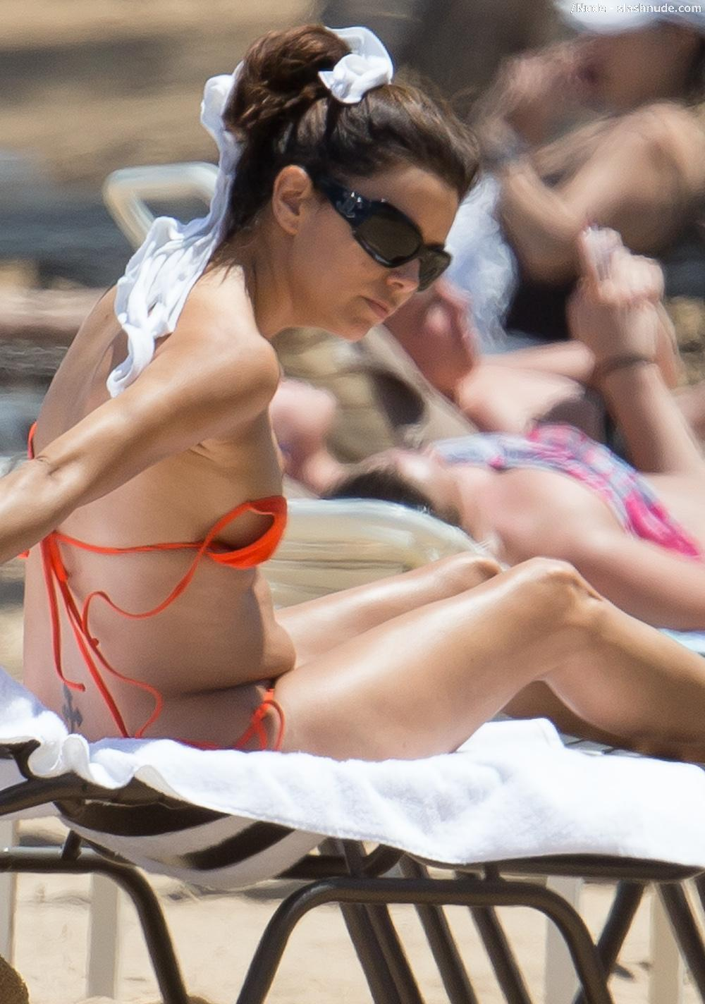 Eva longoria nipple nude