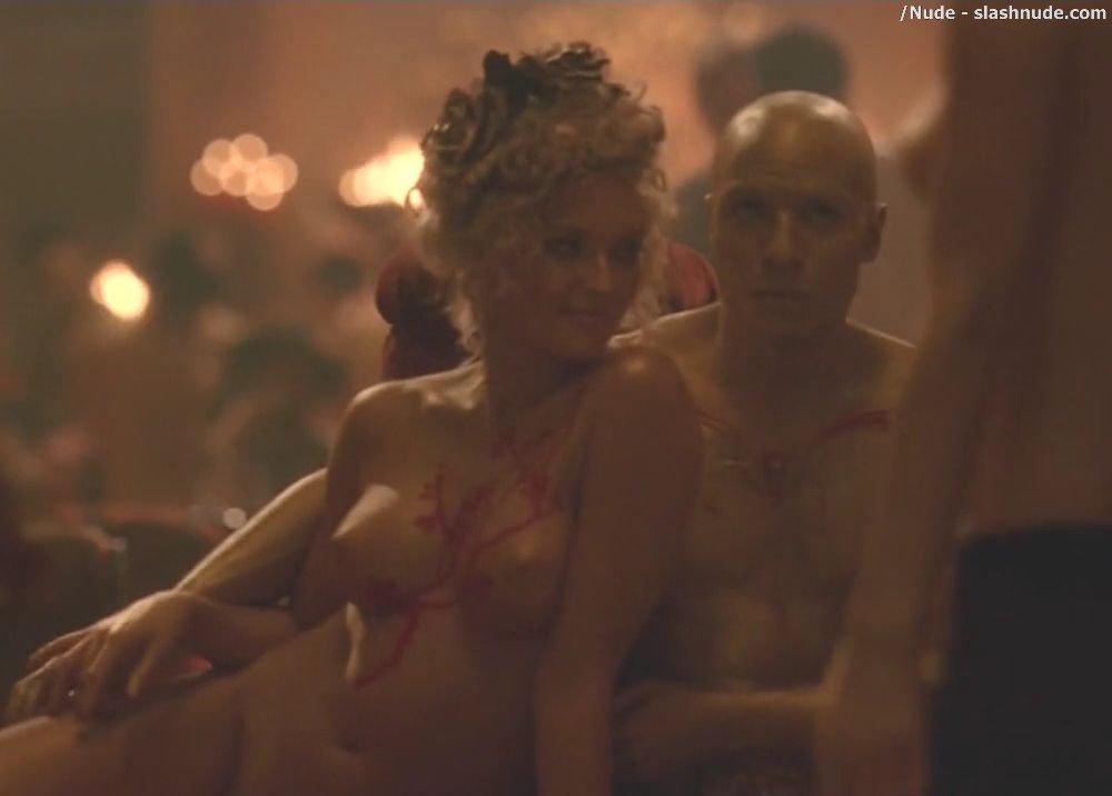 Video of westworld orgy scene