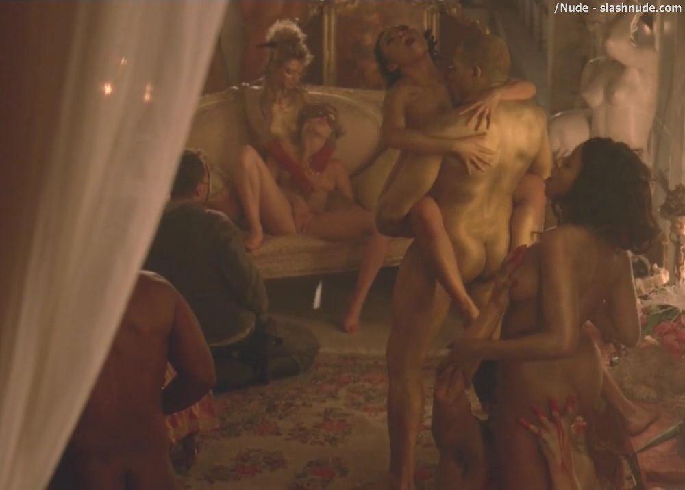 Westworld orgy full video