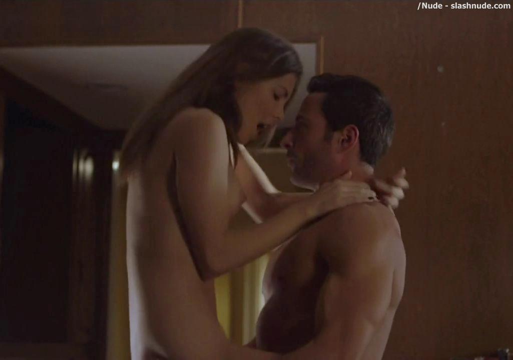 Gia naked scene