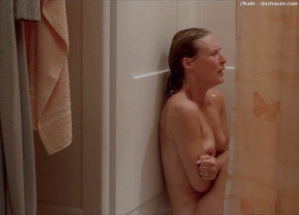 Close glenn nude