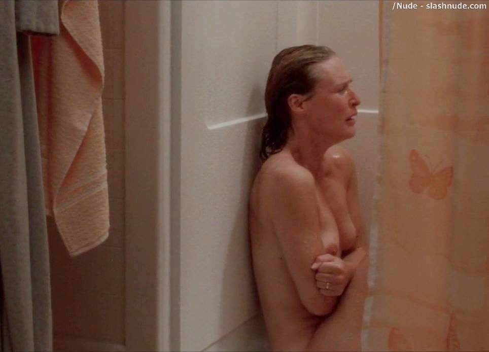 Glenn Close Topless In The Big Chill 2
