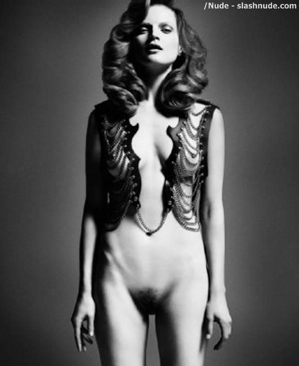frances nude Anna