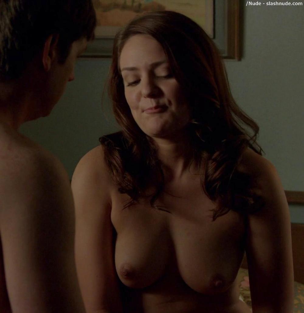 nude boob bounce gif