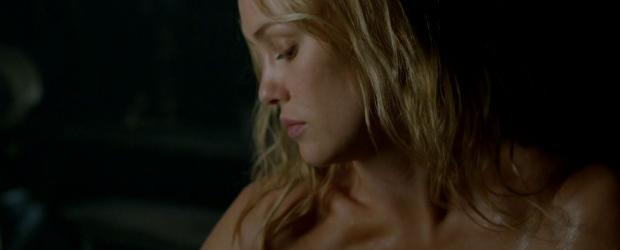 hannah new nude to get clean in black sails 6910
