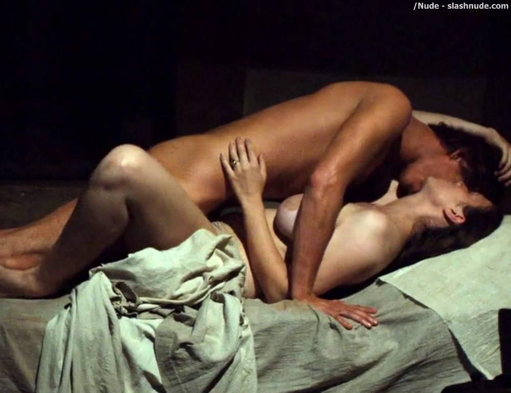 Hayley atwell nude scene