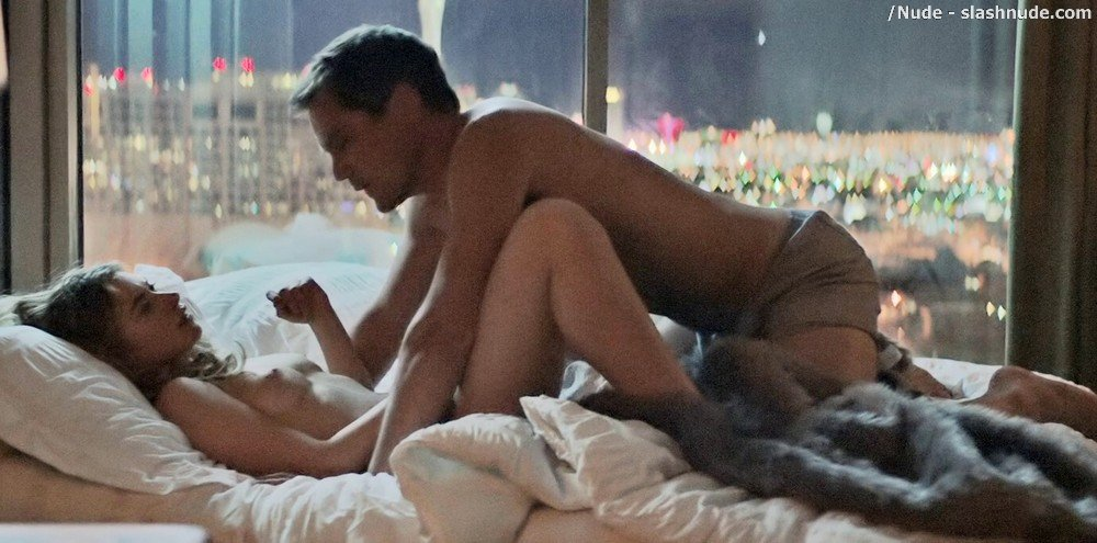 Imogen Poots Nude In Frank And Lola Sex Scene 22