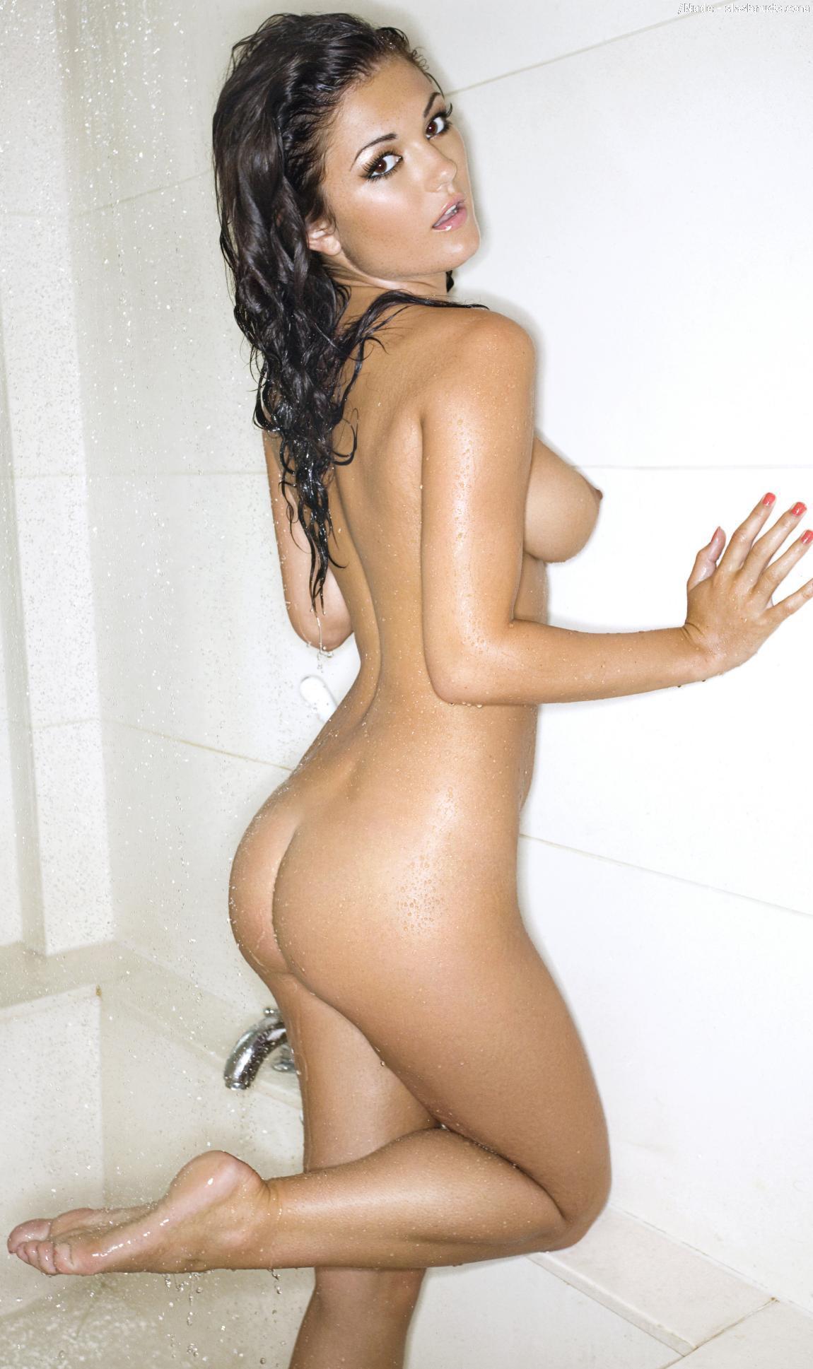 India Reynolds  nackt