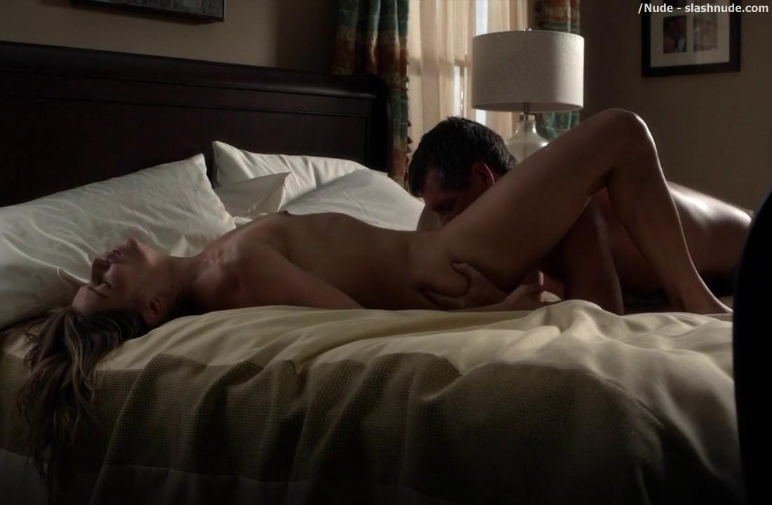 Ivana Milicevic Nude On Her Back For Oral On Banshee 16
