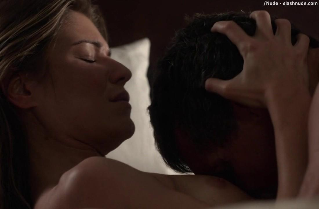 Ivana Milicevic Nude On Her Back For Oral On Banshee 28