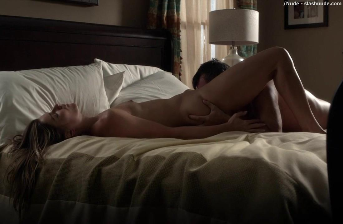 Ivana Milicevic Nude On Her Back For Oral On Banshee 3