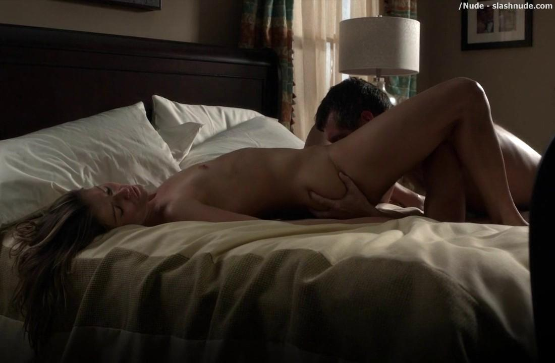 Ivana Milicevic Nude On Her Back For Oral On Banshee 9