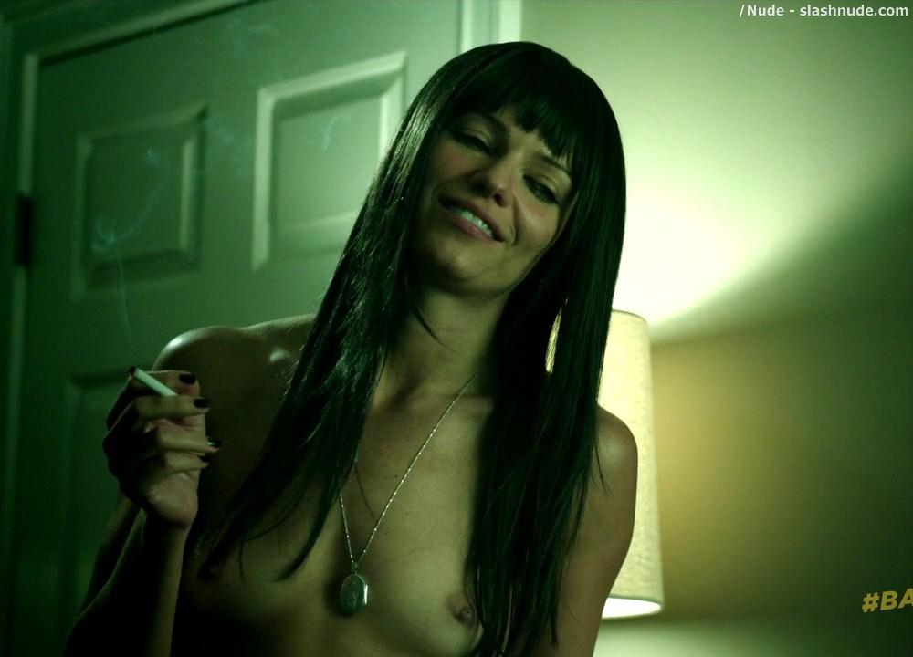 Ivana Milicevic Nude On Top From Banshee 11