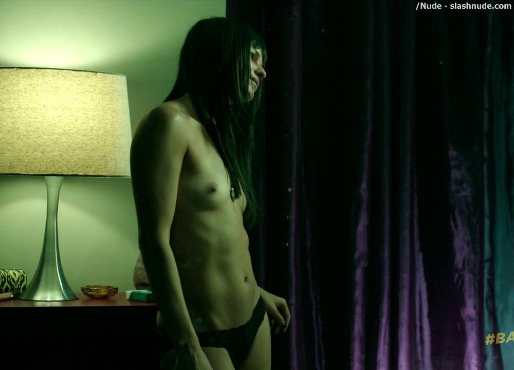 Ivana Milicevic Nude On Top From Banshee 12