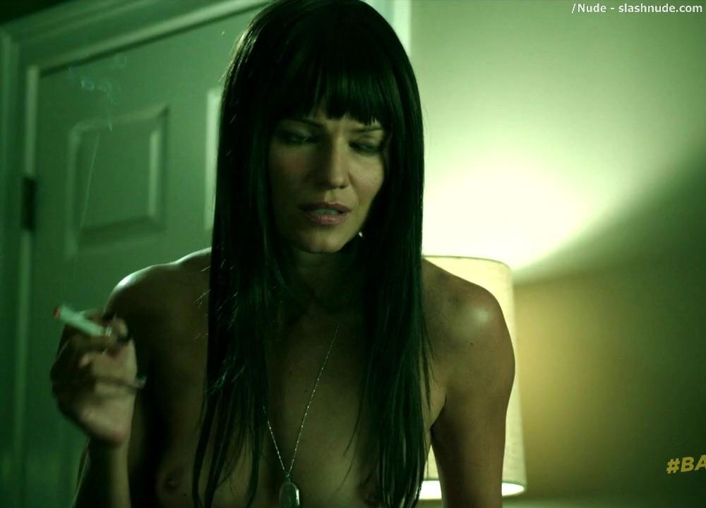 Ivana Milicevic Nude On Top From Banshee 14