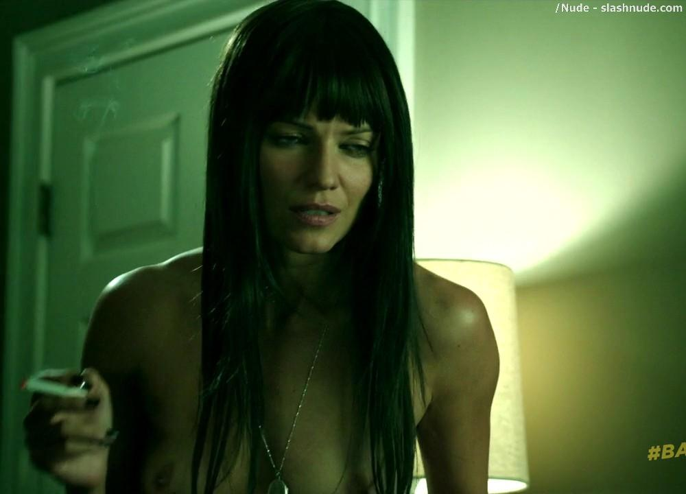 Ivana Milicevic Nude On Top From Banshee 15