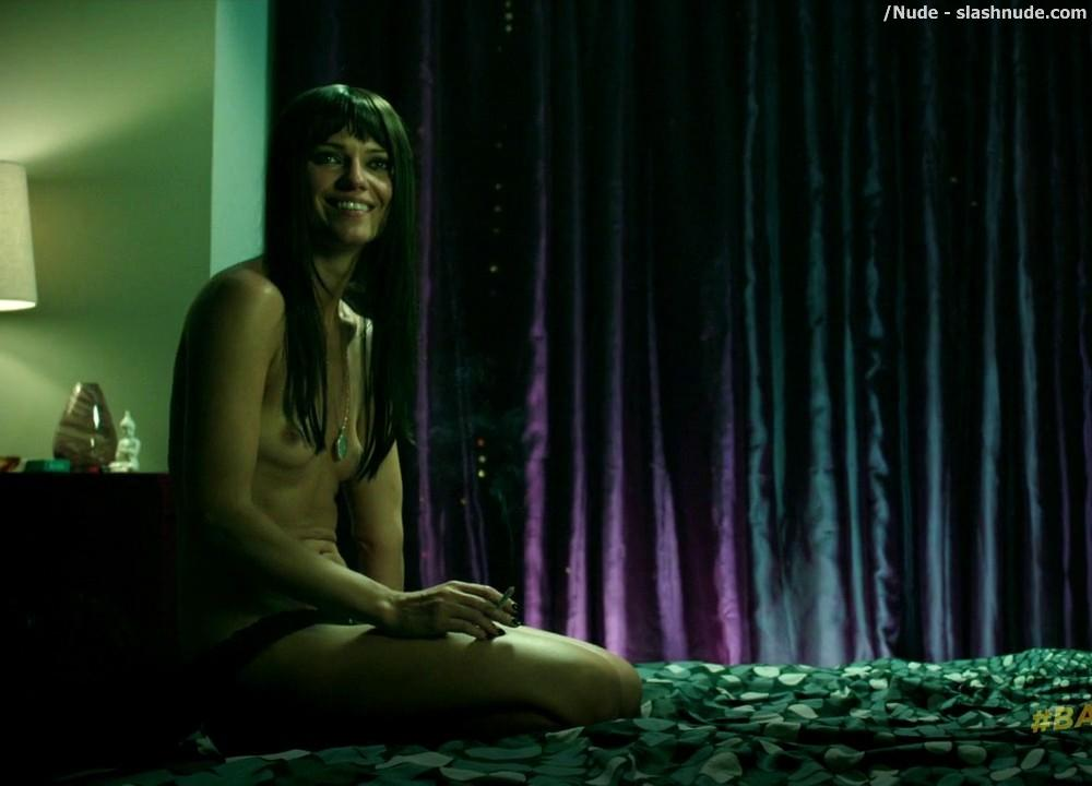 Ivana Milicevic Nude On Top From Banshee 18