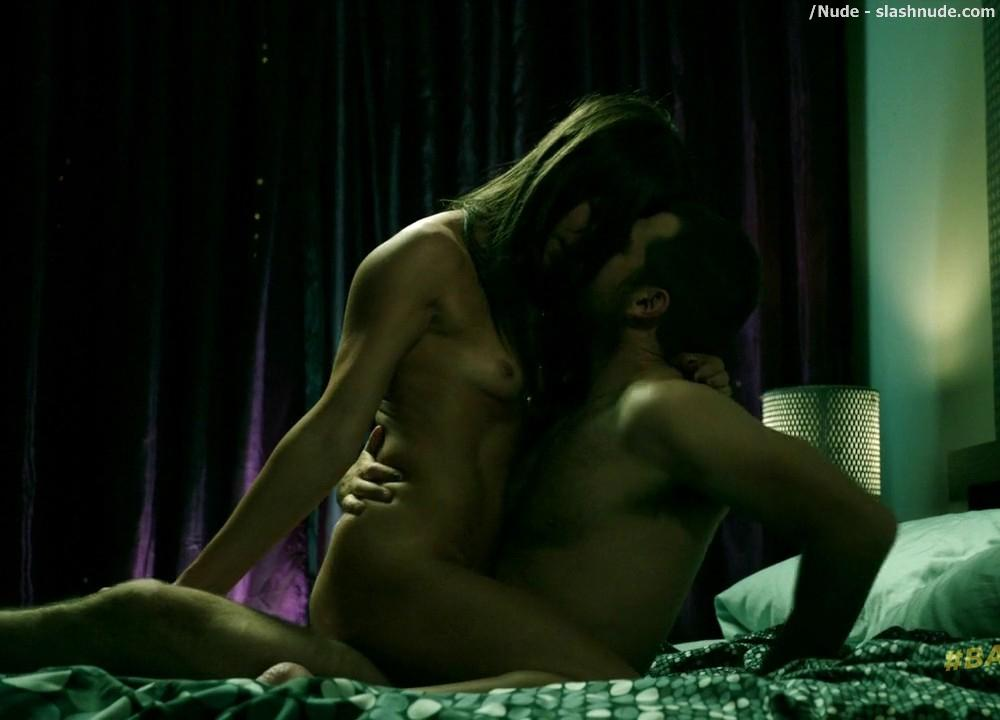 Ivana Milicevic Nude On Top From Banshee 4