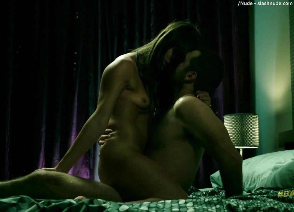 Ivana Milicevic Nude On Top From Banshee 5