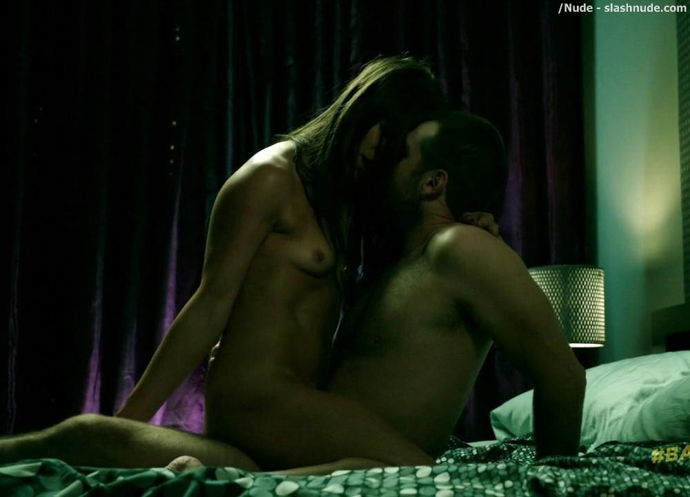 Ivana Milicevic Nude On Top From Banshee 6