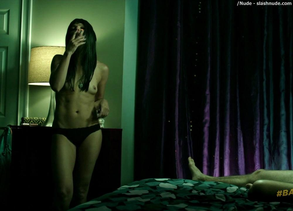 Ivana Milicevic Nude On Top From Banshee 8