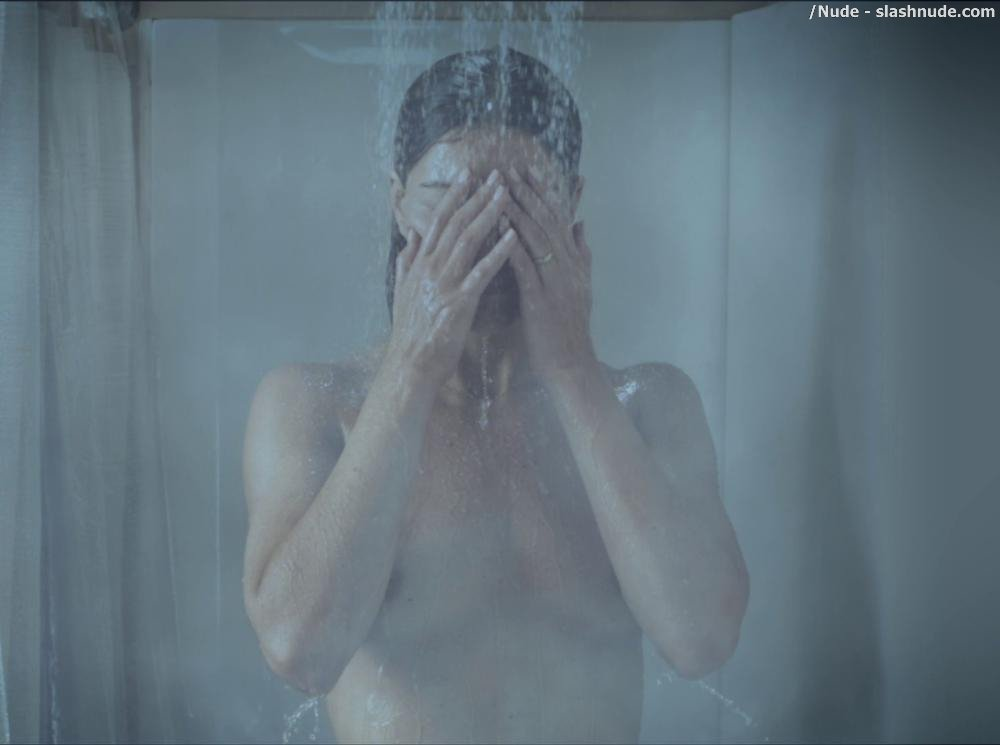 Ivana Milicevic Nude Shower Scene On Banshee 19