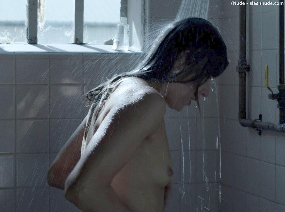 Ivana Milicevic Nude Shower Scene On Banshee 9