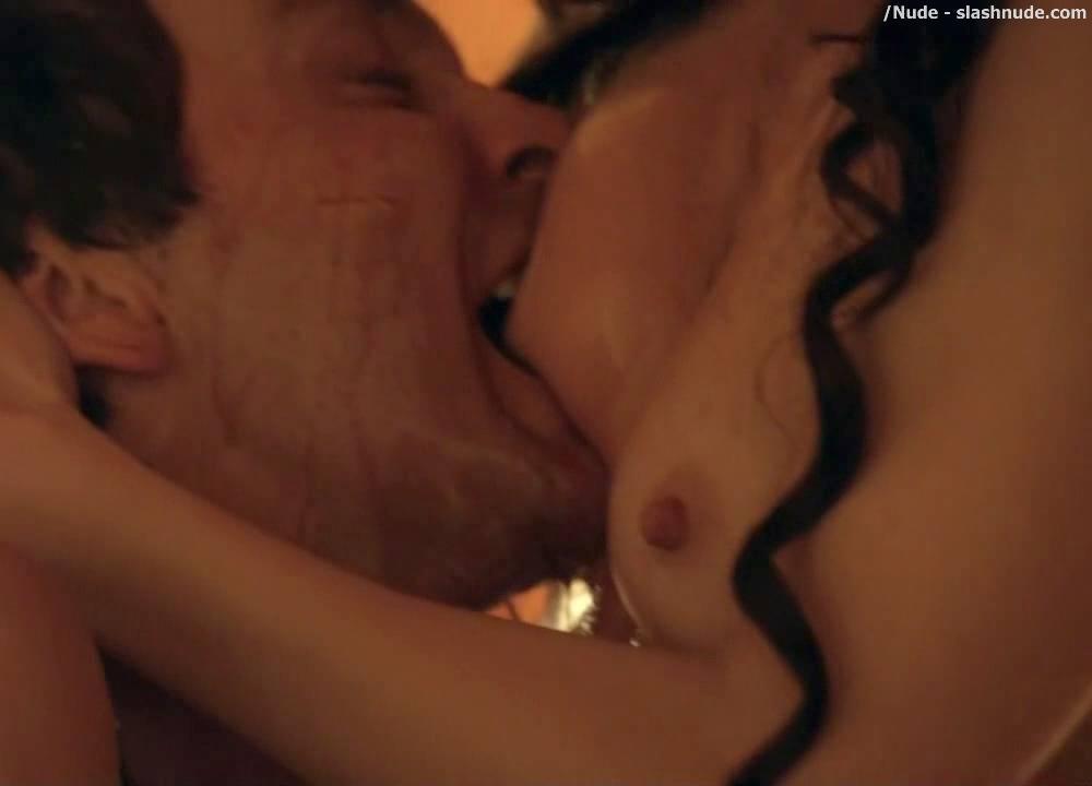 Jaime murray juicy boobs in dexter scandalplanetcom