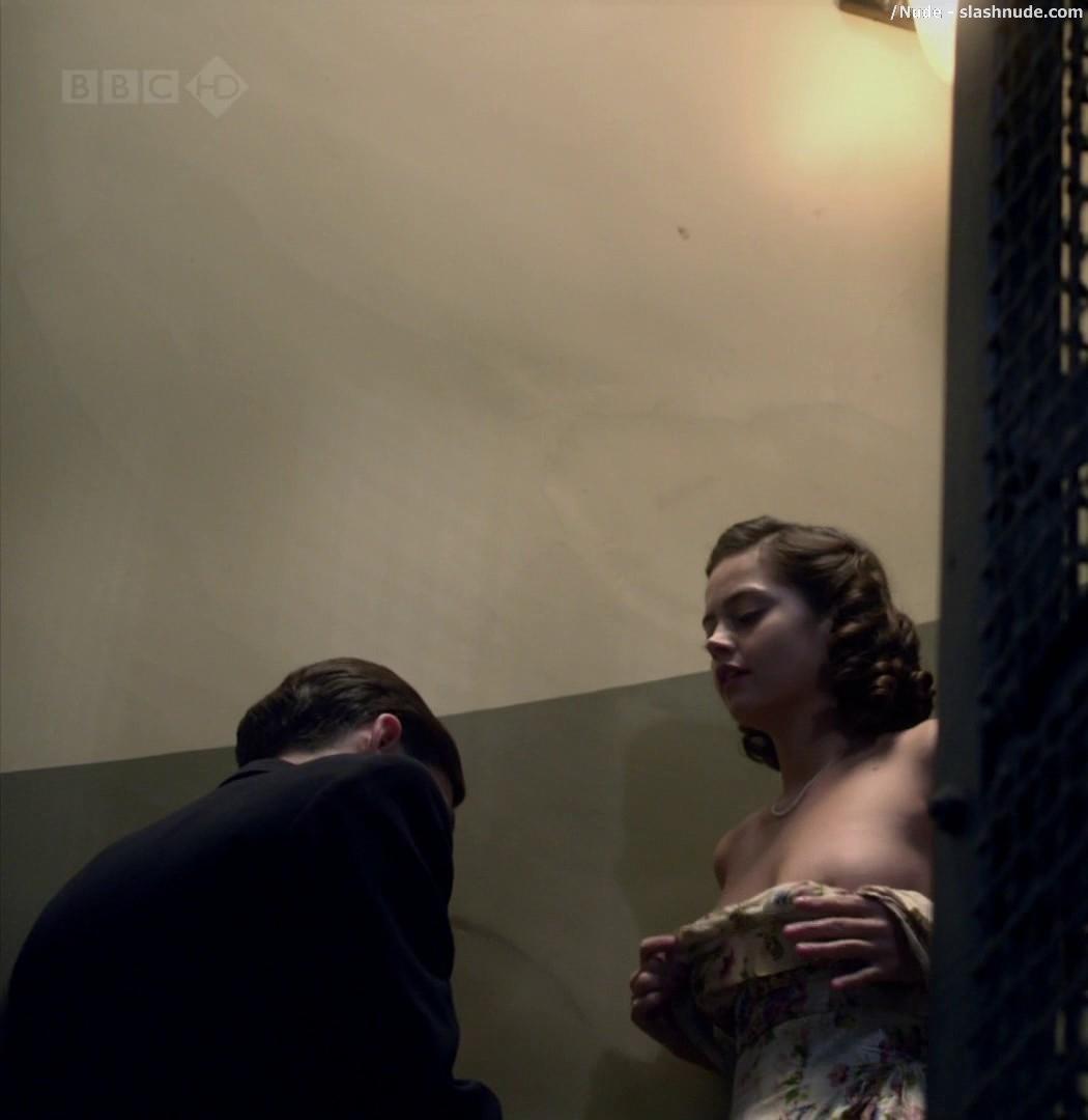 Coleman topless jenna Jenna