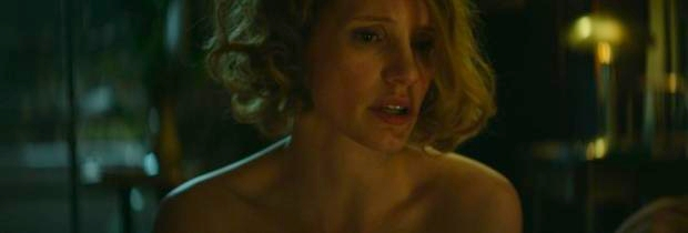 jessica chastain topless in the zookeeper wife 7791