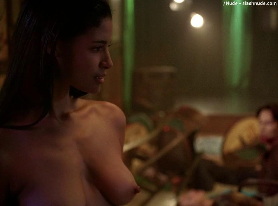 Jessica Clark Nude And Full Frontal On True Blood 11