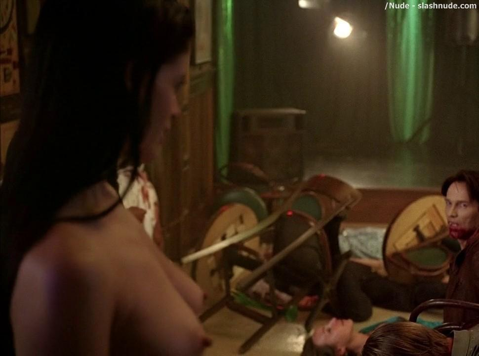 Jessica Clark Nude And Full Frontal On True Blood 13