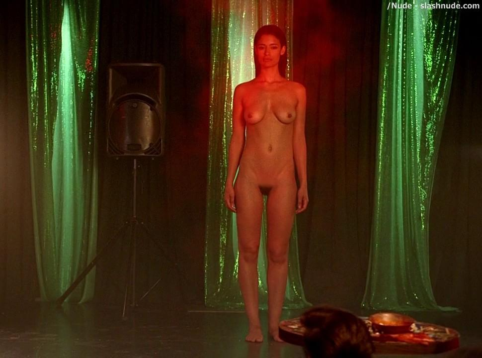 Jessica Clark Nude And Full Frontal On True Blood 2