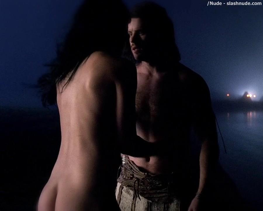 Jessica Clark Nude Full Frontal And Fast On True Blood 12