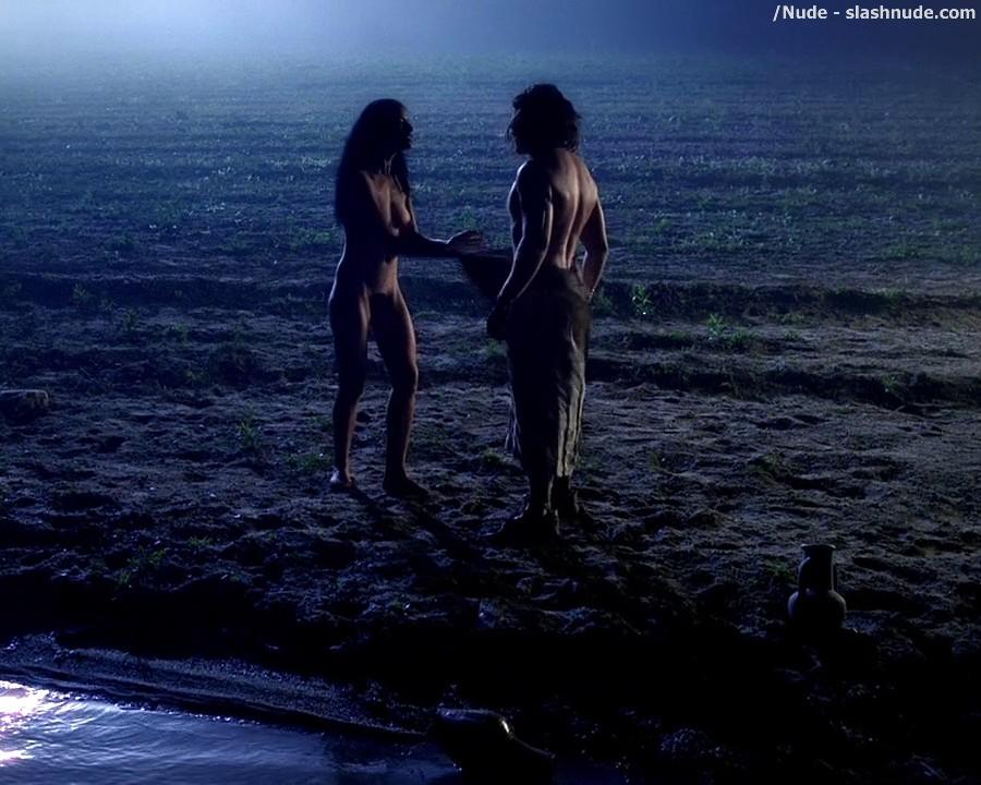 Jessica Clark Nude Full Frontal And Fast On True Blood 16