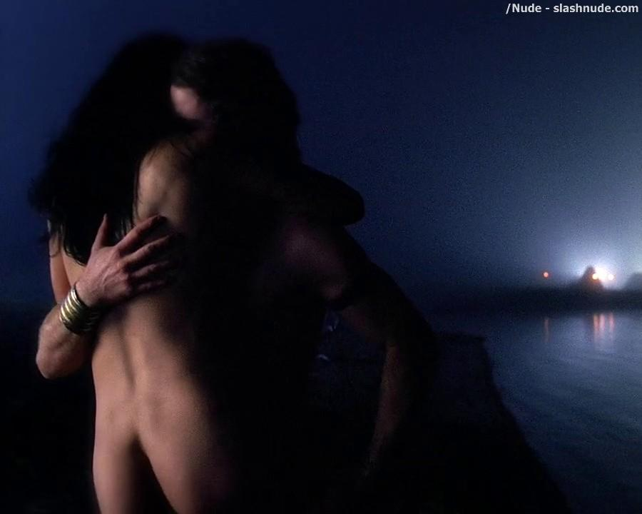 Jessica Clark Nude Full Frontal And Fast On True Blood 19
