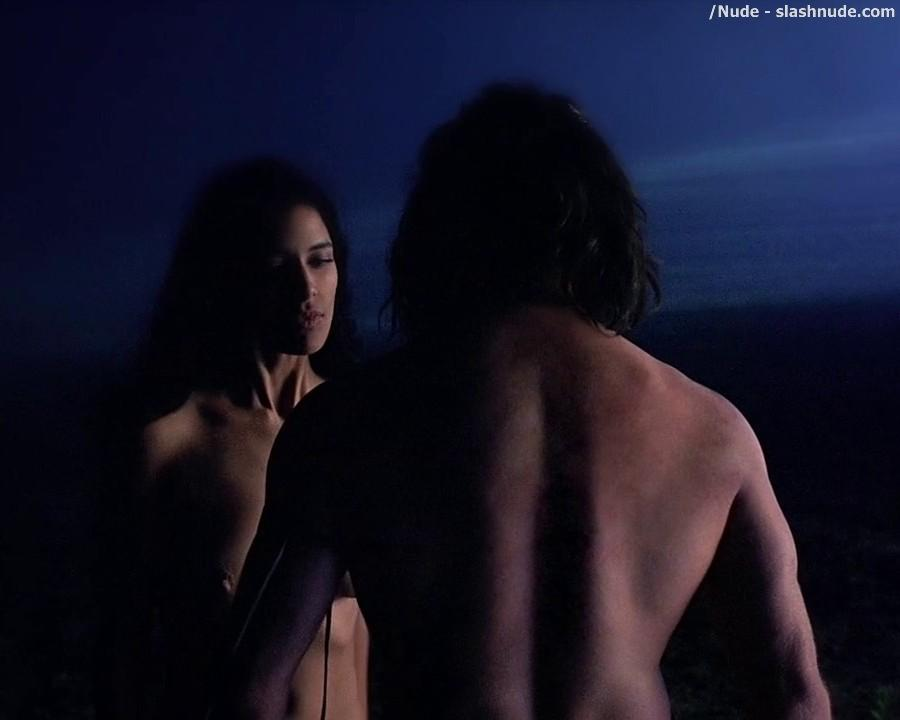 Jessica Clark Nude Full Frontal And Fast On True Blood 3