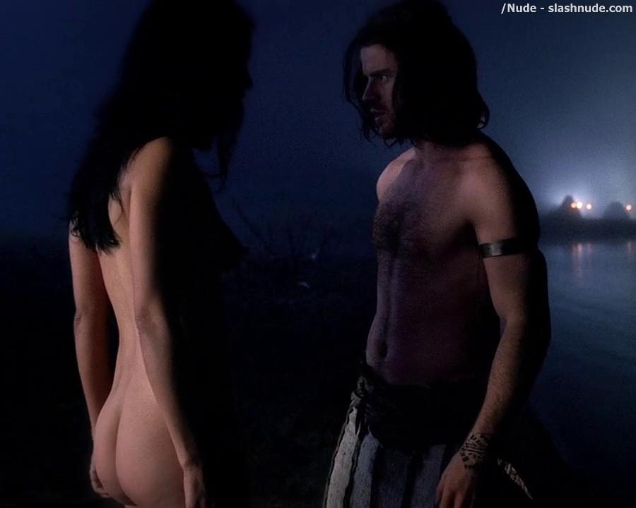Jessica Clark Nude Full Frontal And Fast On True Blood 7
